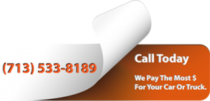 Call to sell your vehicle today (713) 533-8189