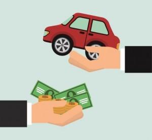 trade car vs sell car