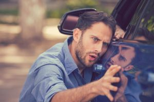 Car's Curb Appeal, Dents or Unsightly Scrapes